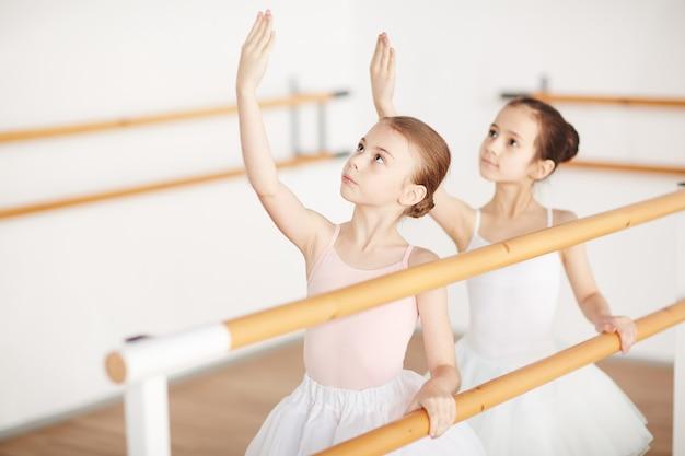 Chicas de ballet