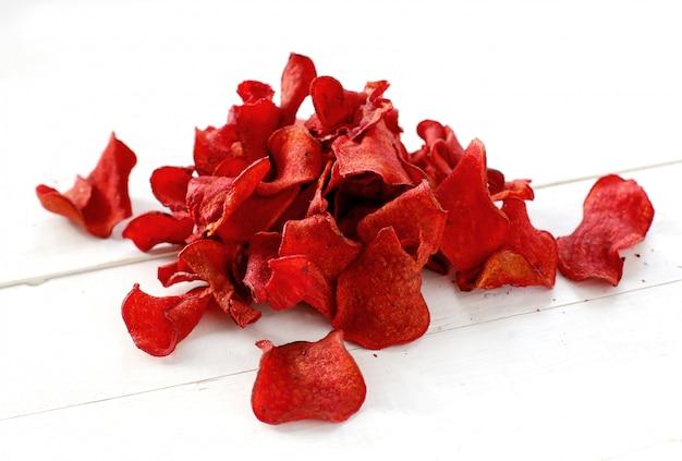 Chips rojos