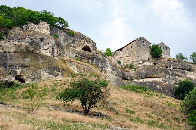 Chufut-kale, ciudad medieval de montaña