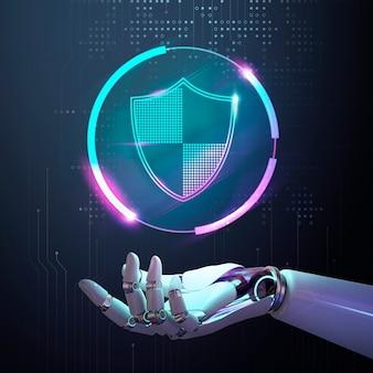 Ciberseguridad de ia, protección antivirus en el aprendizaje automático