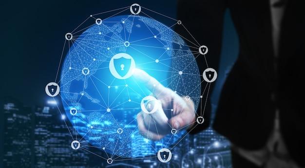 Ciberseguridad y protección de datos digitales