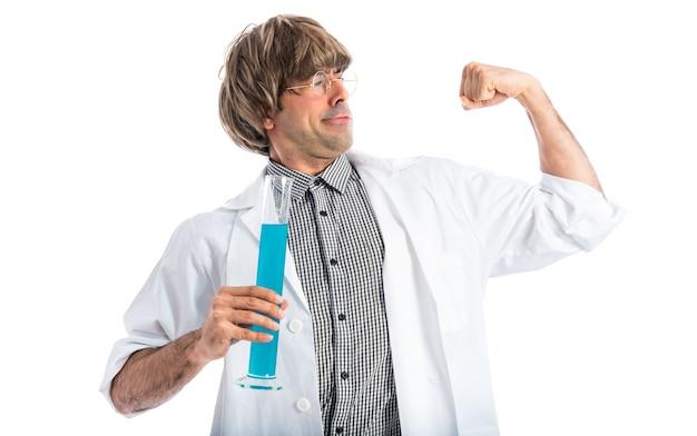 Científico fuerte
