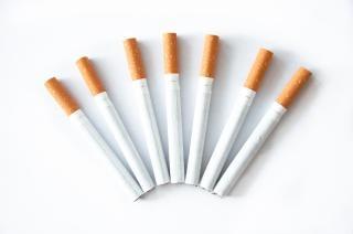 Cigarrillos rubios