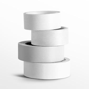 Cinta adhesiva con espacio de copia