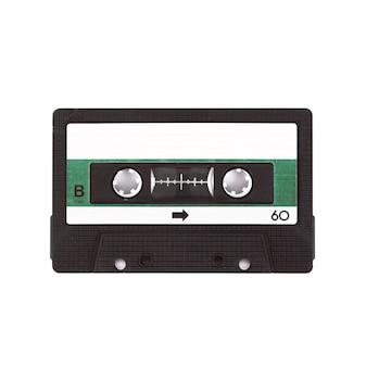 Cinta de cassette de audio