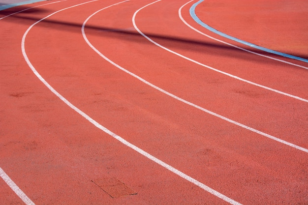 Cinta de correr para deportistas