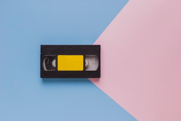 Cinta de video vintage