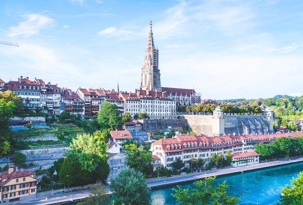 Ciudad capital de suiza