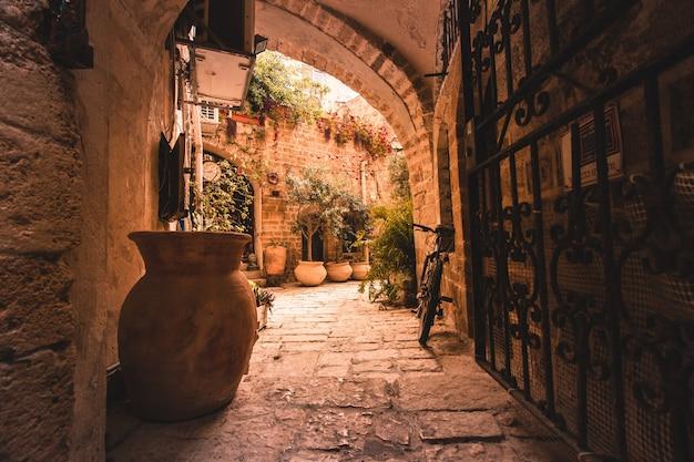 Ciudad vieja jaffa, tel aviv - israel