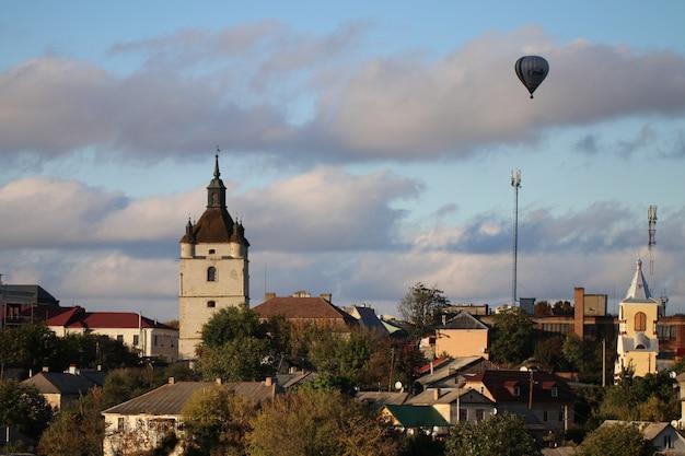 Ciudad vieja kamenetz-podolsk ucrania