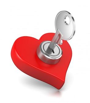 Clave para el corazón