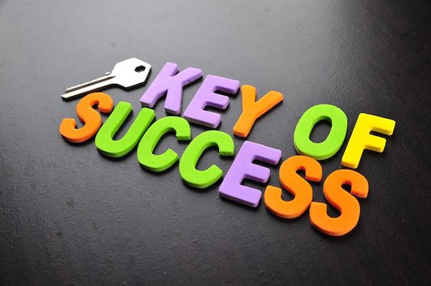 Clave del éxito