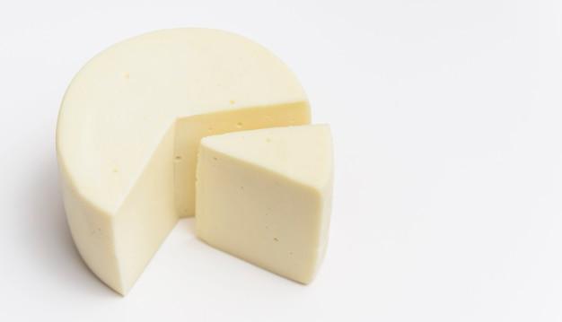 Close-up delicioso queso tradicional