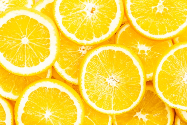 Closeup naranja frutas texturas y superficie