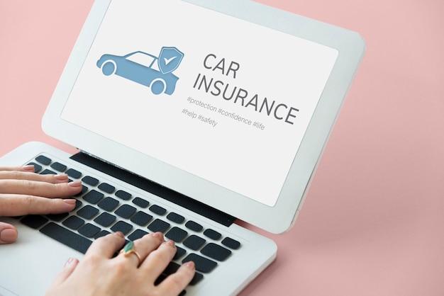 Cobertura de seguro de automóvil beneficios por accidente