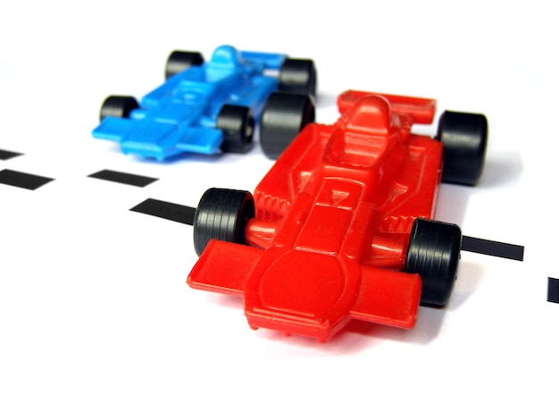 Coche de carreras de fórmula uno f1