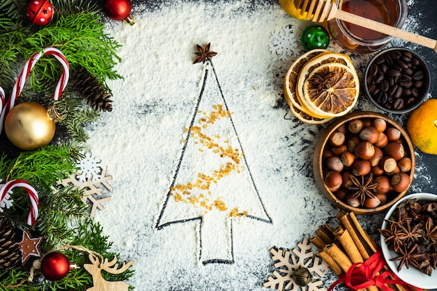 Cocina navideña