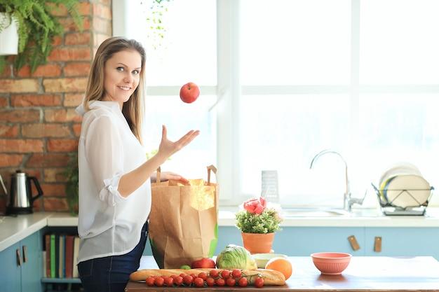 Cocinar en casa