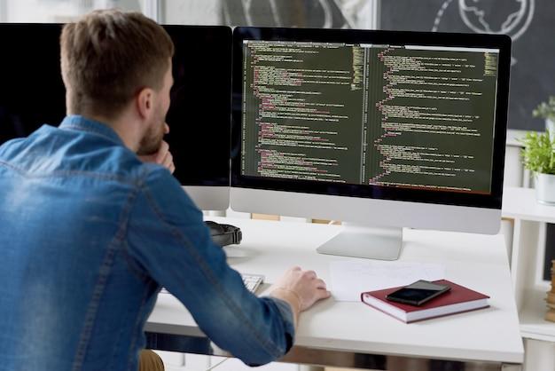 Código de examen del programador introspectivo