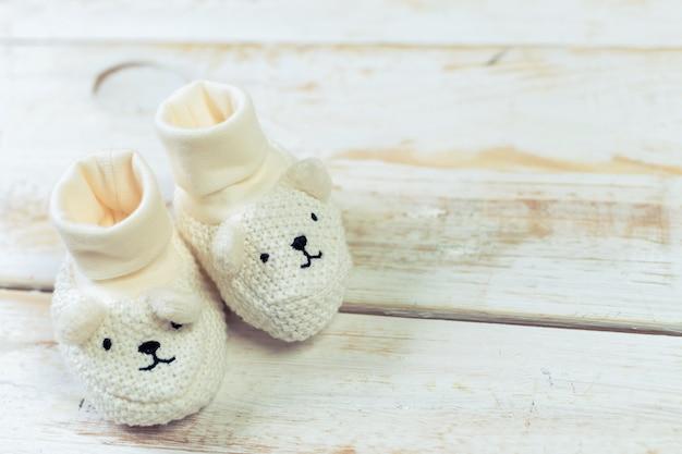 Colección de artículos para bebés.