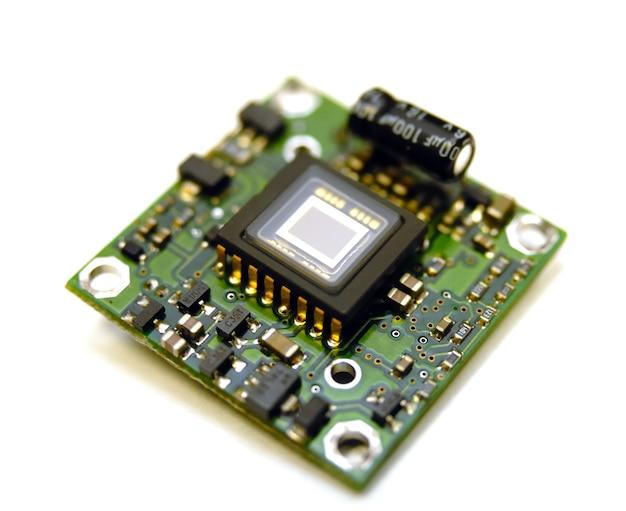 Colección electrónica control de sensor de video de la minicámara digital del sistema de observación de video