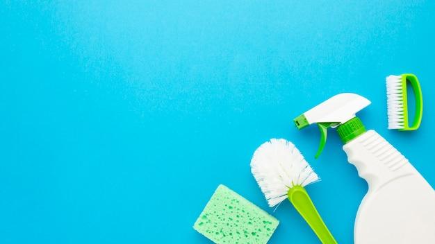Colección de higiene con espacio de copia
