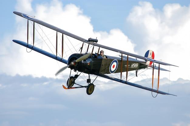 Colección shuttleworth avro 504k
