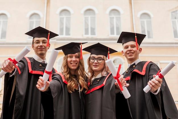 Colegas graduados