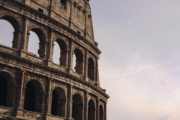 Coliseo roma, italia