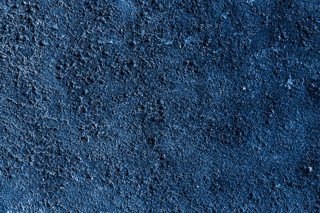 Color del año 2020 - azul clásico. textura de fondo