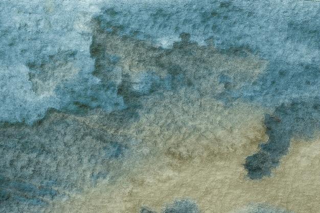 Color de fondo de arte abstracto sobre lienzo con degradado