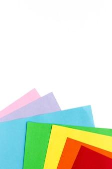 Colores del arcoiris, símbolo de lgbt