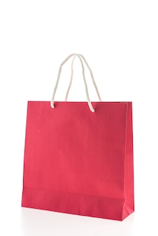Colorido bolso de compras