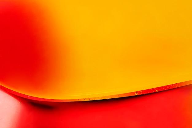 Colorido fondo abstracto rojo y naranja