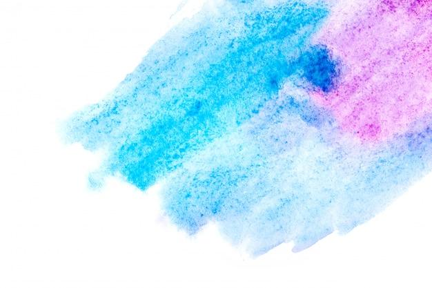 Colorido fondo acuarela