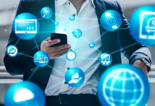 Comercialización del concepto de negocio de tecnología digital