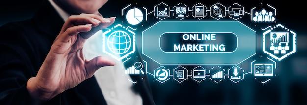 Comercialización de negocios de tecnología digital