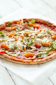 Comida comida pizza