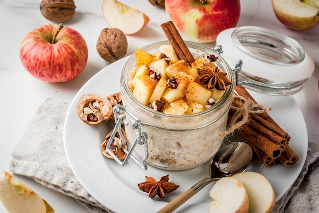 Comida vegana saludable. desayuno dietético o merienda.