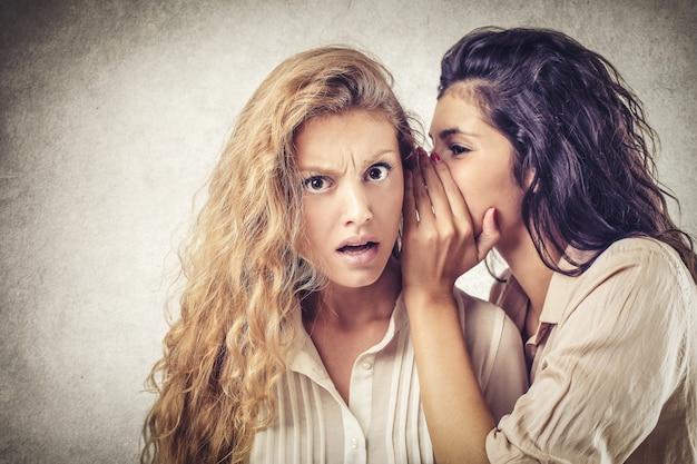 Compartiendo un secreto