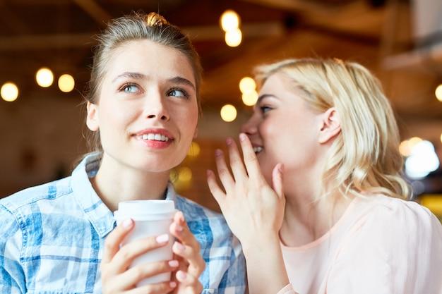 Compartiendo secretos