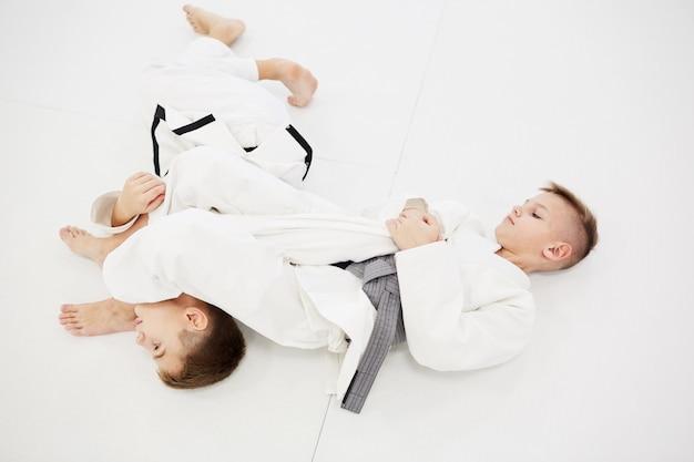 Competencia en karate