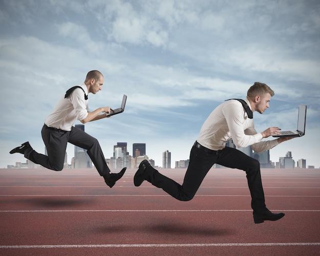 Competencia en los negocios