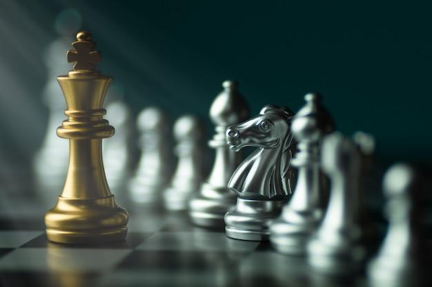 Competición de ajedrez