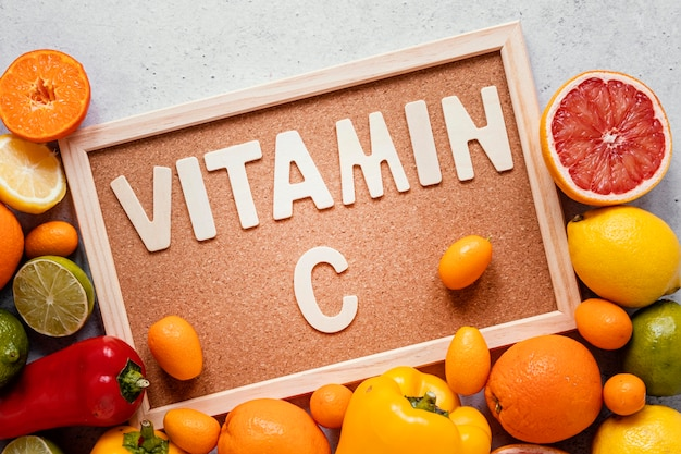 Composición de alimentos saludables para aumentar la inmunidad.