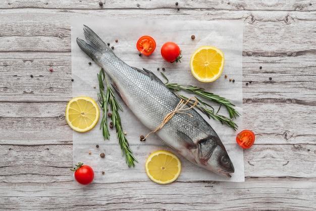 Composición de deliciosos mariscos.