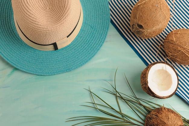 Composición o diseño de verano