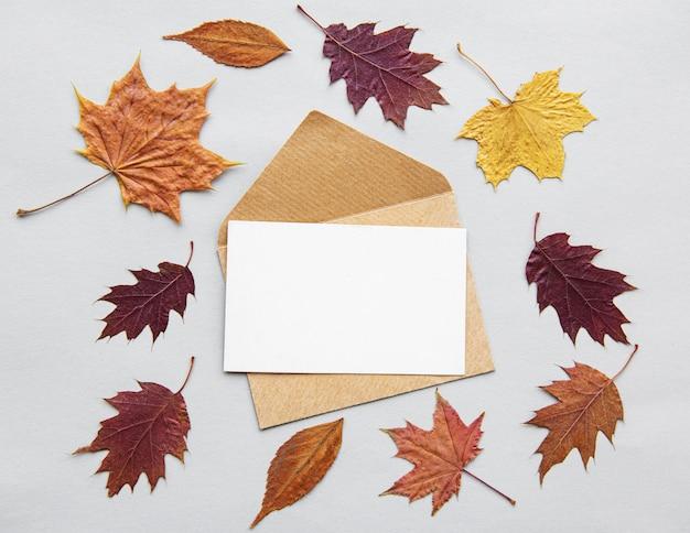 Composición de otoño