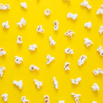 Composición de palomitas de maíz