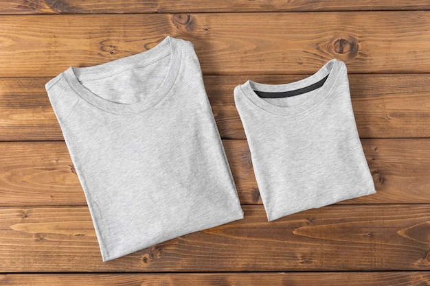 Composición de la ropa del día del padre